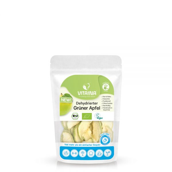 Dehydrated Green Apple Doypack