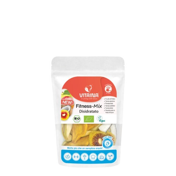Dehydrated Vitality Mix - Doypack